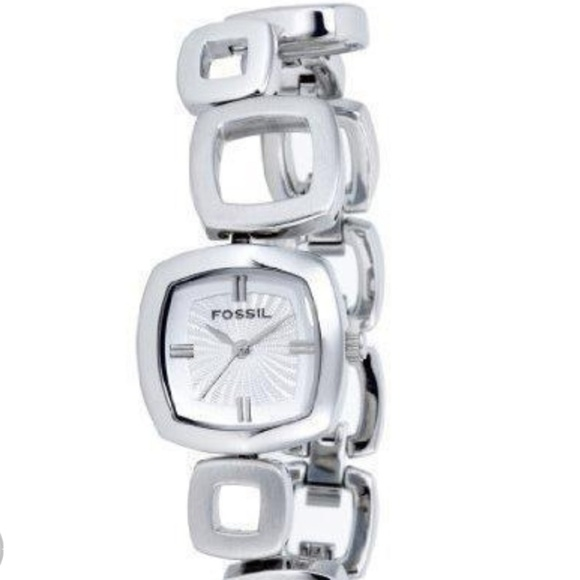 Fossil Waterproof Rating 5 Atm Stainless Steel